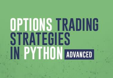 Option trading strategies python