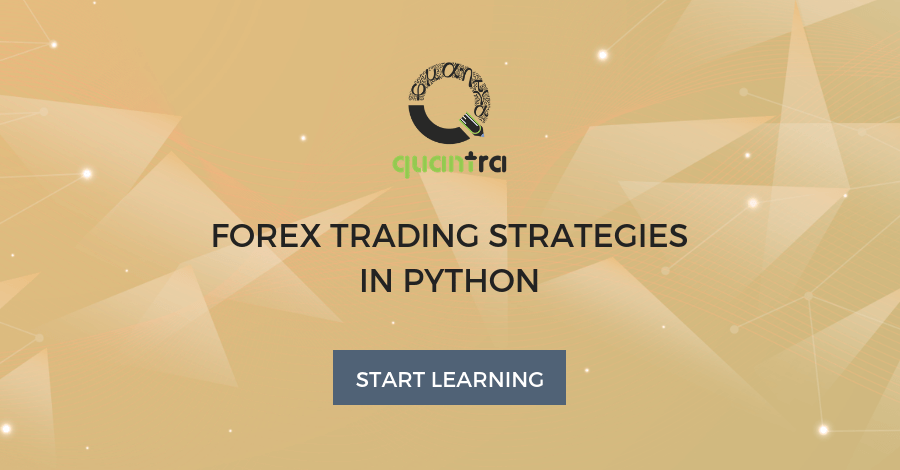 Trading strategies in python